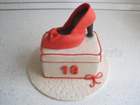 Torta Scarpa