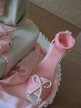 torta scarpa e borsa